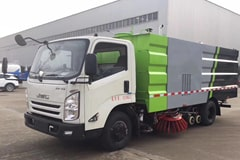 江铃5吨洗扫车价格_视频_图片_配置_厂家