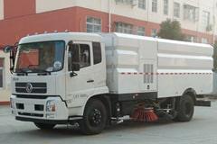 东风8吨大型洗扫车价格_视频_图片_配置_厂家