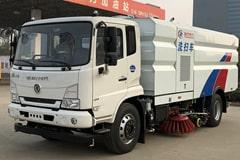 东风8吨洗扫车价格_视频_图片_配置_厂家
