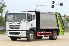 东风多利卡10方压缩式垃圾车价格|图片