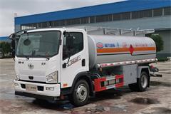 解放8吨流动加油车价格_配置_图片_厂家包牌