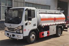 国六东风5吨流动加油车价格_图片_配置_厂家
