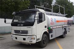 东风8吨铝合金加油车价格_图片_配置_厂家
