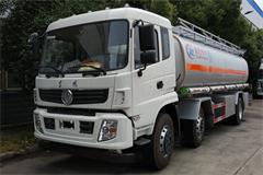 东风小三轴20吨油罐车价格_图片_配置_厂家