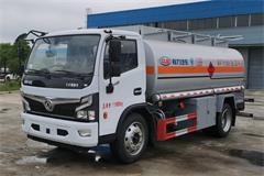 东风福瑞卡8吨油罐车价格_配置_图片_厂家包牌