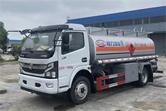 东风8吨流动加油车价格_配置_图片_厂家包牌