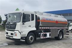 东风天锦10吨铝合金运油车价格_配置_图片_厂家包