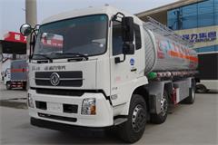 天锦小三轴19吨油罐车价格_图片_厂家