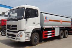 东风天龙16吨油罐车价格_图片_厂家
