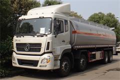 东风天龙23吨油罐车价格_图片_厂家