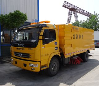 <b>东风5吨清扫车价格_配置</b>