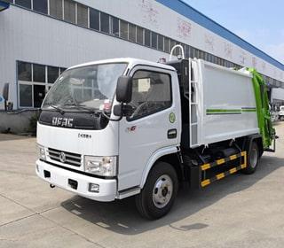<b>东风3吨压缩垃圾车配置详解</b>
