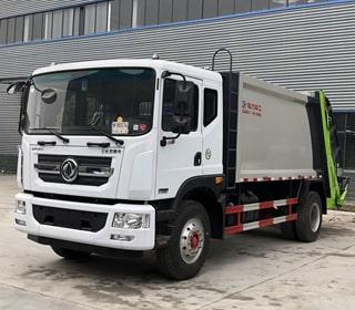 <b>东风8吨压缩垃圾车优惠促销中</b>